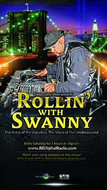 Swanny flyer for show