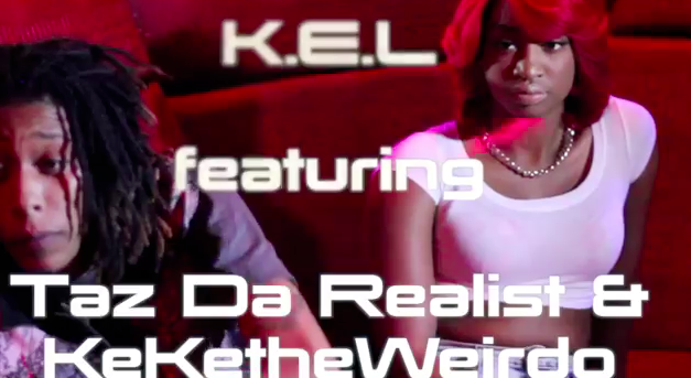 "Video: K.E.L (@KillaKelSB) – ""Behind The Scenes Of 'Good Intentions'"" FT @TazDaRealist & @KeKeTheWeirdo"