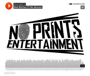 "Audio: She Gotti – ""Bad Bitches"" FT Ms Mission"