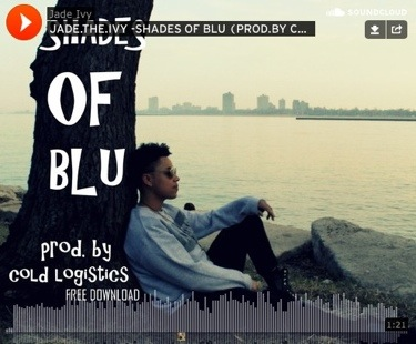 "Audio: Jade Ivy – ""Shades Of Blu"" [@jadetheivy]"