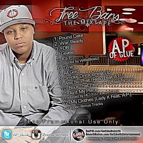 "#Audio: A.P – ""Time"" [@AP_GLUE]"