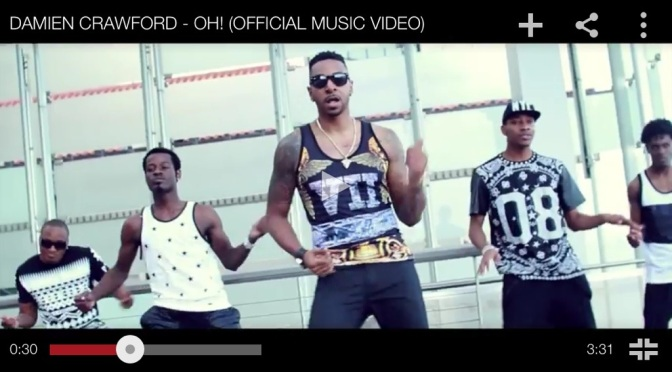 "#MusicVideo: @DamienCrawford – ""Oh"" Directed By @RedNYC1979"
