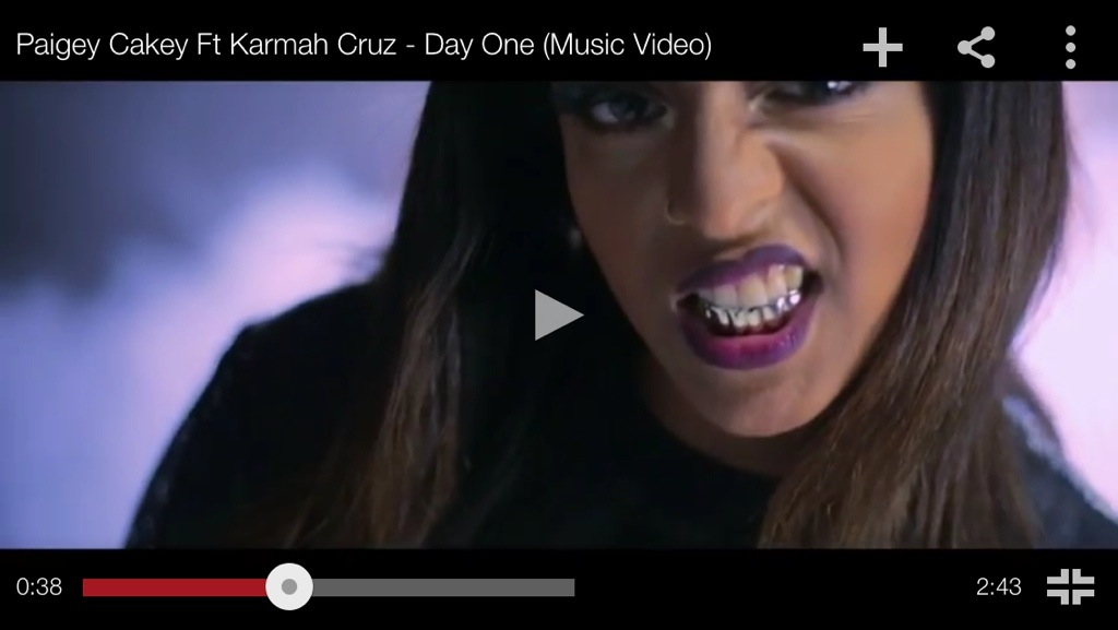 "#MusicVideo: @Paigey_Cakey – ""Day One"" ft @KarmahCruz"