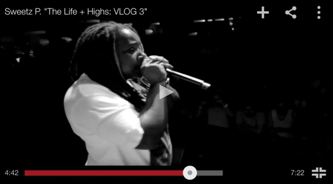 "#Vlog: @SweetzP – ""The Life + Highs"" Ep 3"