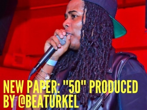 "#Audio: Poca @ThePapergirl – ""50"""