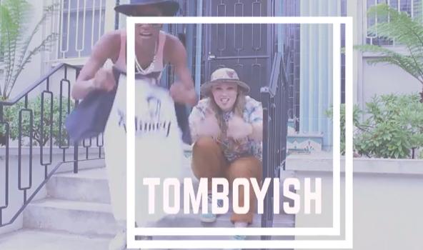 "#Video: Ari Fitz [@itsarifitz] Meets: @OhBlimey ""Tomboyish"""
