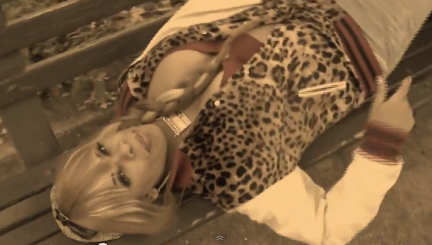 "#MusicVideo: @SashaStrokes – ""NoFlexZoneRemix"" #SexyTransRapper"