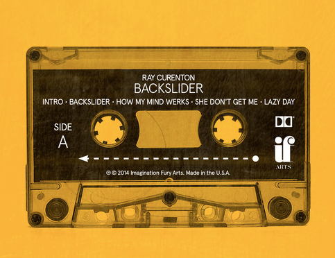 "#Mixtape/Album: Ray Curenton – ""Backslider: Side A"" [@MiddleNameRay]"