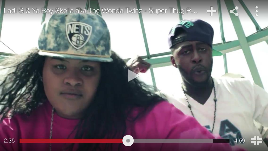 """#MusicVideo: Ladi G & Ya Boy Skolla – """"SuperThug Problematic"""" remix #TheWondaTwinz"""