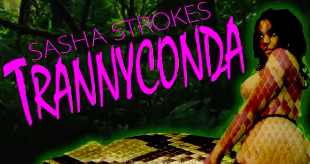 "#Audio: @SashaStrokes – ""Trannyconda"""