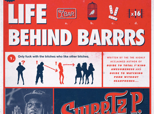 "#Mixtape: @SweetzP – #Lifffers – ""LifeBehindBarrrs"" Mixtape"