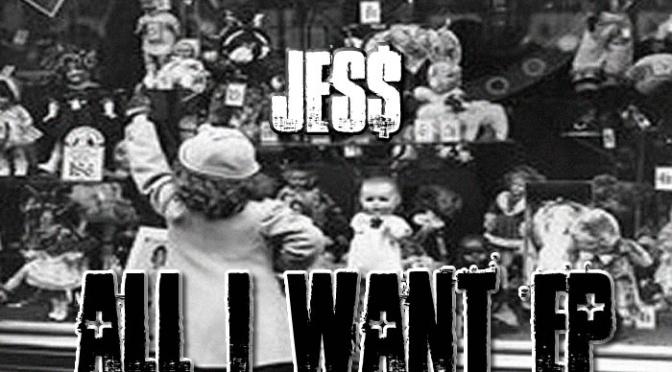 """#Mixtape: Jes$ – """"All I Want"""" [@jayXwalk]"""