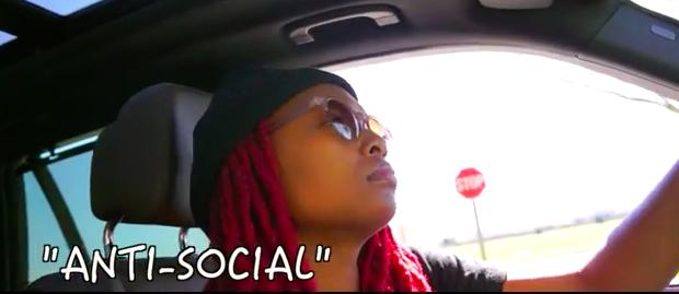 """#MusicVideo: K.E.L – """"Anti-Social"""" [@KillaKelSB]"""