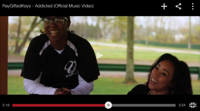 """#MusicVideo: Ray Gifted Keys – """"Addicted"""""""