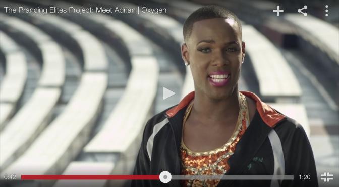 Sports/Dance: #ThePrancingElites project: Meet Adrian #OxygenTV