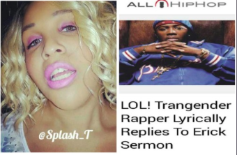 "#Audio, #TransRapper: @Splash_T – ""Bruce Jenner"" #EricSermonDiss #TransRapper"