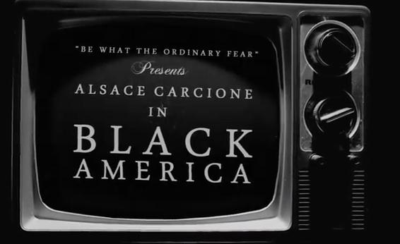 """#MusicVideo: Alsace Carcione – """"Black America"""" [@TheAlsace]"""