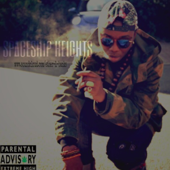 """#EtherLBanks – """"SPACESHIP HEIGHTS"""" PROD BY 5AM"""