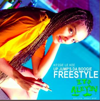 """#Audio: Kessie Le Kee  – """"Up Jump's Da Boogie"""""""