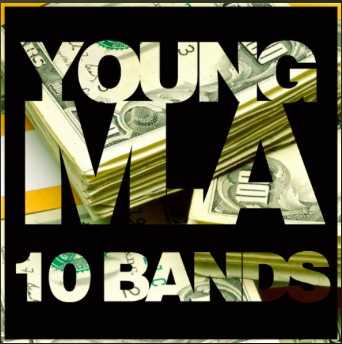 "#Audio: Young M.A – ""10 Bands"" Freestyle"