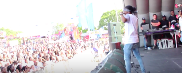 "#MusicVideo: Sampz – ""Lewisham Peoples Day"" 2015 [@Sampzofficial]"