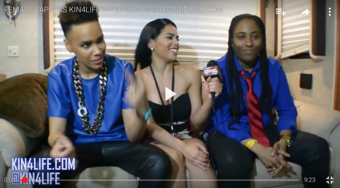 #Interview: @Kin4Life on #BANDNUNU.COM