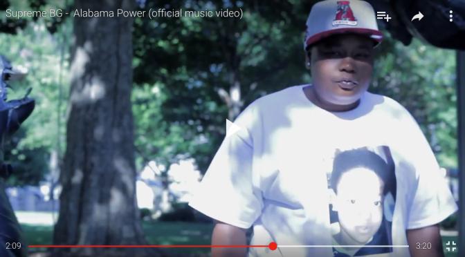 "#MusicVideo: Supreme BG – ""Alabama Power"" [@PremeBack]"