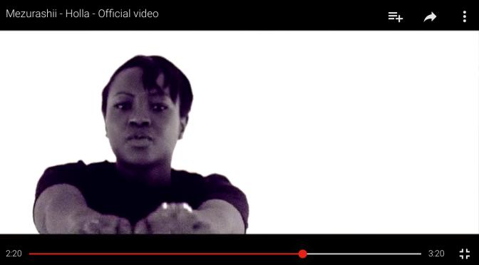 "#MusicVideo: Mezurashii – ""Holla"" #UK [@1Mezurashii]"