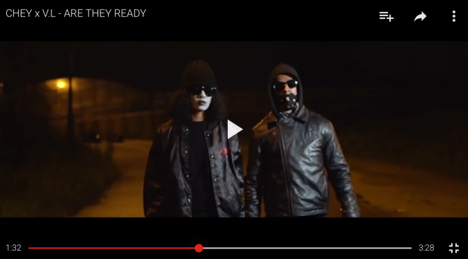 """#MusicVideo: Chey ft V.L – """"Are They Ready""""#UK"""