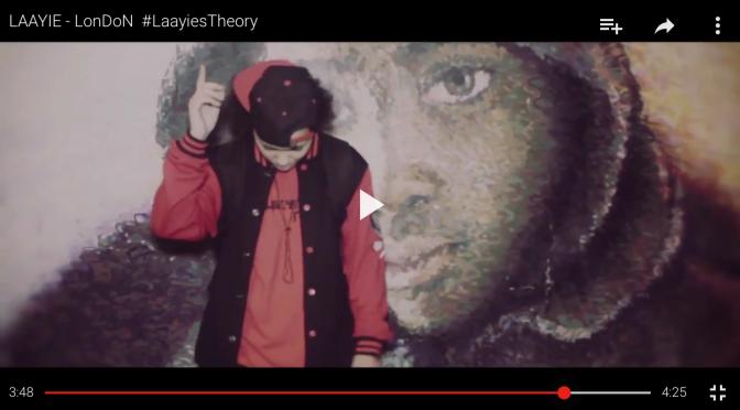 "#MusicVideo: Laayie – ""LonDoN"" #UK"