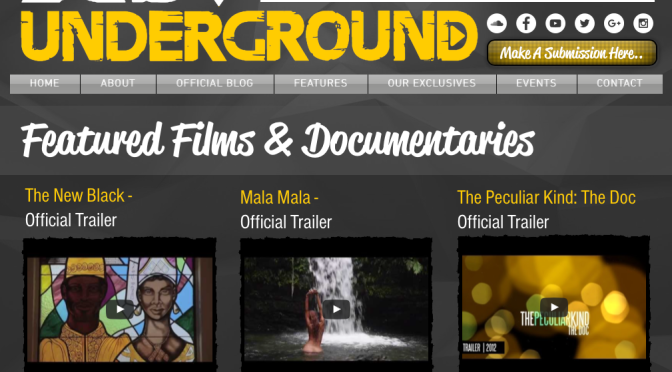 #Film: Website – Take a look at our film section