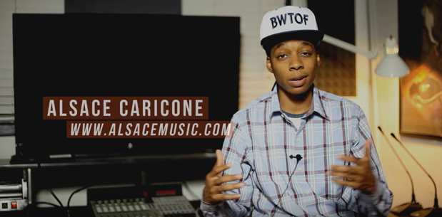 "#VLOG: Alsace Carcione – ""How I Create"" [@TheAlsace] #BWTOF"
