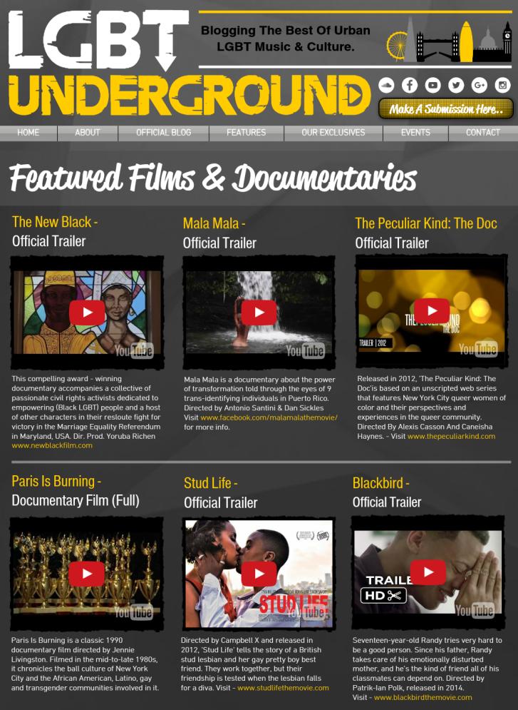 Films & Docs