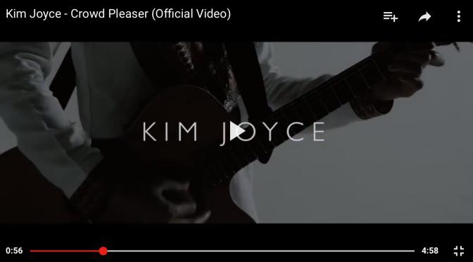 "#MusicVideo: Kim Joyce – ""Crowed Pleaser"""