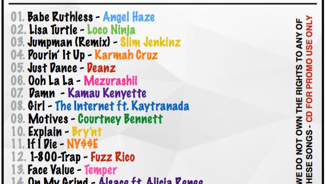 #Mixtape: #Inclusive @MuseSoho – 05/12/15