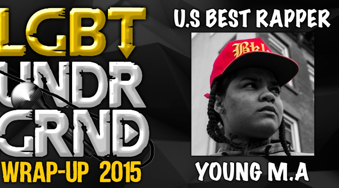 #WrapUp2015: US Best Rapper – Young M.A [@YoungMAMusic]