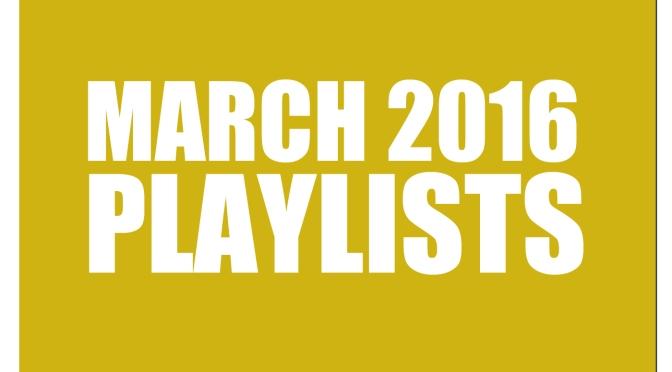 #LGBTUnderground: Music Video & AUDIO Hitlist (March 2016)