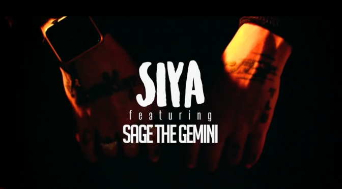 "Music Video: Siya – ""Watch What You Say"" ft. Sage The Gemini"