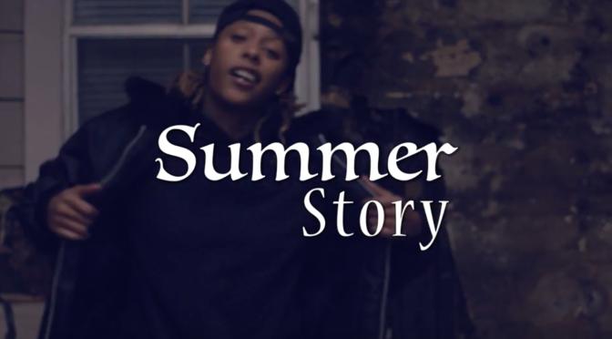 "Music Video: Taz Da Realist – ""Summer Story"""