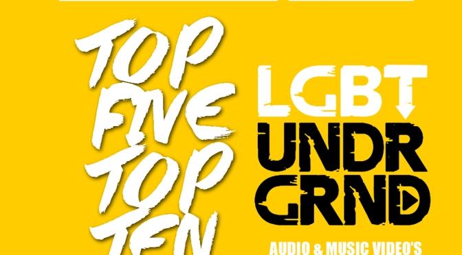 JAN'17 #TOP5TOP10 Music Audio & Video