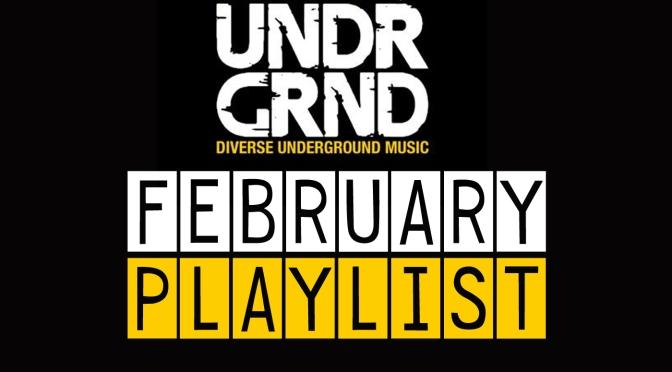 LGBTUNDERGROUND – Feb 2017 Playlist