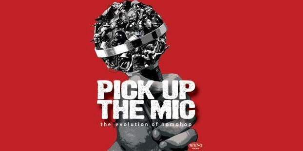 FILM: PICK UP THE MIC FILM SCREENING 13th May 2017 *UK
